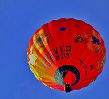 Red Ballon by TimHatcher