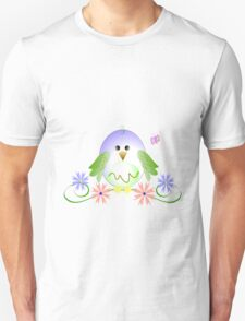 Birdie and butterfly T-Shirt