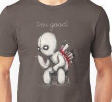Back Stabbed Unisex T-Shirt