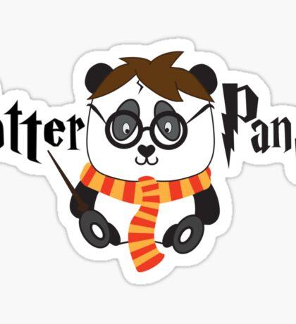 Potter Panda Sticker
