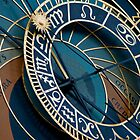 Astronomical Clock Series III by mikewheels