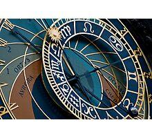 Astronomical Clock Series III Photographic Print