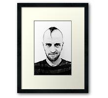 If I Was A Super Villain Framed Print