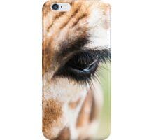 Eye of Giraffe iPhone Case/Skin