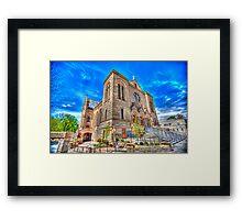 Old Church Framed Print