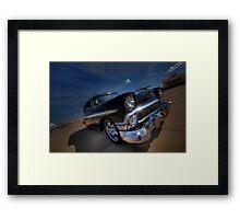 The Nomad Framed Print