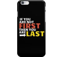 Life As A Competition iPhone Case/Skin