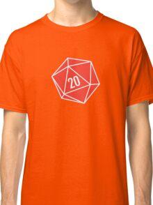 Polyhedra Die Classic T-Shirt