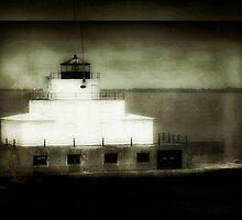 Manitowoc Breakwater Lighthouse ©  by Dawn M. Becker