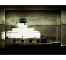 Manitowoc Breakwater Lighthouse ©  Photographic Print