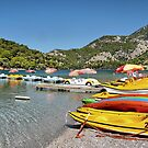 Olu Deniz . by Lilian Marshall