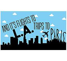 Flights #1 Photographic Print