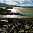 Glan y Mor, North Wales Coast by artfulvistas