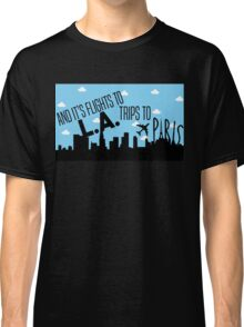 Flights #1 Classic T-Shirt