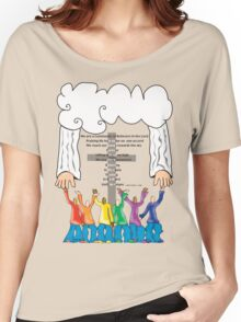 Community of Believers!~(C) Women's Relaxed Fit T-Shirt