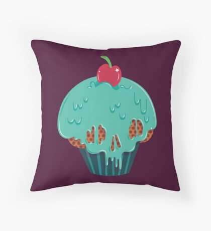 Sweet Hell Throw Pillow