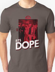 BTS Dope Elevator T-Shirt