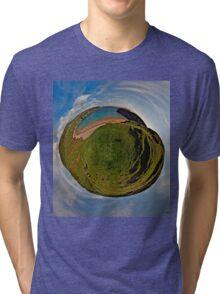 Silver Strand Beach, Malin Beg, South Donegal Tri-blend T-Shirt