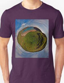 Silver Strand Beach, Malin Beg, South Donegal Unisex T-Shirt
