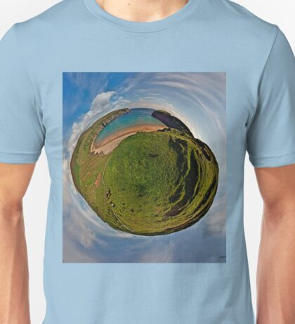 Silver Strand Beach, Malin Beg, South Donegal T-Shirt