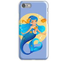 Blue Mermaid  iPhone Case/Skin