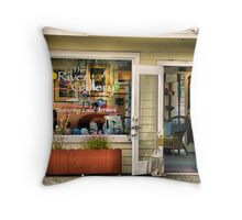 The River Gallery Throw Pillow