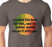 Bowl for Two Unisex T-Shirt