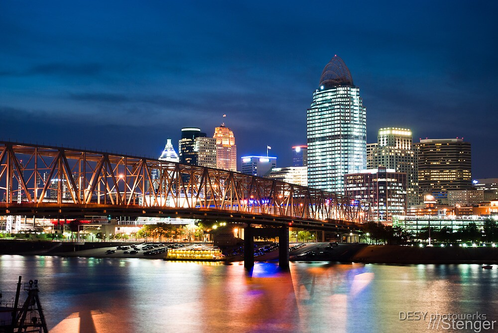 Cincinnati by DESY photowerks