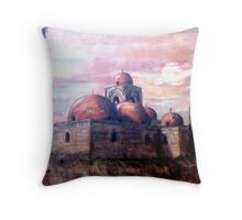 Church of St. John in Palermo Throw Pillow