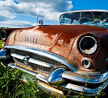 Oh Buick! by Sylvain Dumas