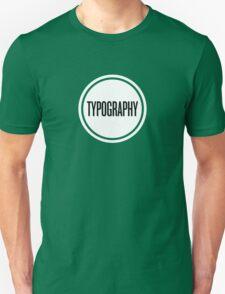 Vintage Typography T-Shirt T-Shirt