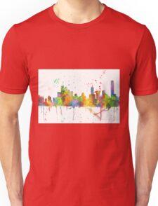 Brisbane, Queensland Skyline  Unisex T-Shirt