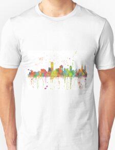 Adelaide, South Australia Skyline  T-Shirt