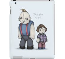 HEY YOU GUYS! iPad Case/Skin