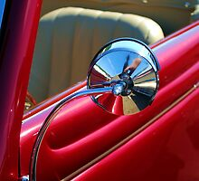 1937 Ford Convertible by Mattie Bryant
