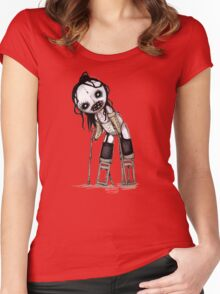 Antichrist Superplush Women's Fitted Scoop T-Shirt