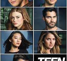 teen wolf 5 by funjess