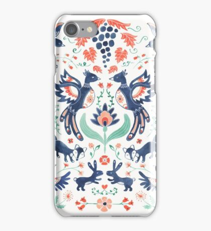 Nature in balance iPhone Case/Skin