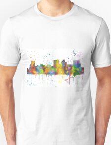 Witchita, Kansas Skyline T-Shirt