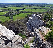 Mount Barker Summit Views by JaninesWorld