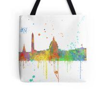 Washington, DC Skyline  Tote Bag