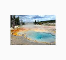 Yellowstone Geyser2 Unisex T-Shirt