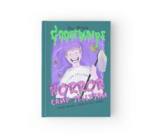 Goosebumps: The Horror of Camp Jellyjam Hardcover Journal