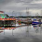 Prince Rupert harbour II by zumi