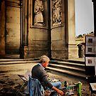 Artist of Firenze by Barbara  Brown