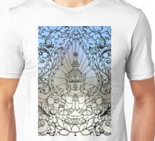 Peaceful Palace Entryway Unisex T-Shirt