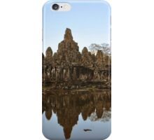 Temple Reflection iPhone Case/Skin