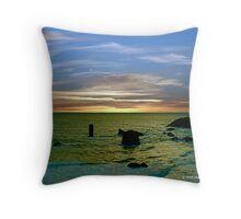 OCEAN BEAUTIFUL Throw Pillow