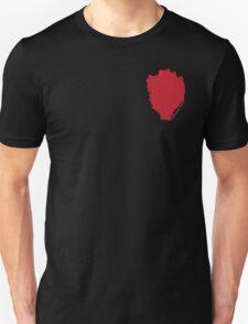 Calibraska Heart w/ Text T-Shirt