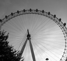 London Eye by mlgphotography